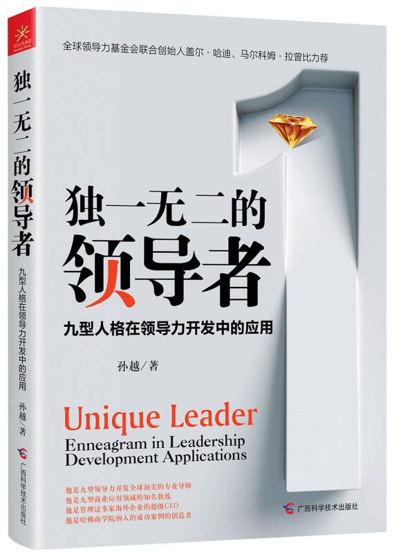 独一无二的领导者 九型人格在领导力开发中的应用