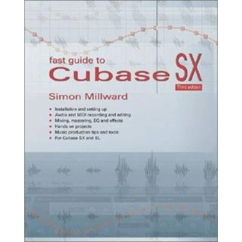 Fast Guide to Cubase SX
