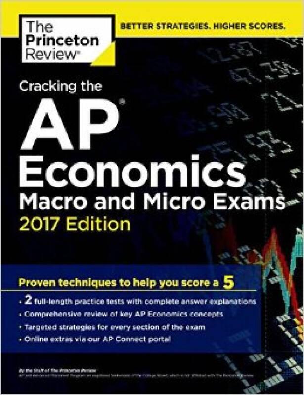 Cracking the AP Economics Macro & Micro Exams, 2