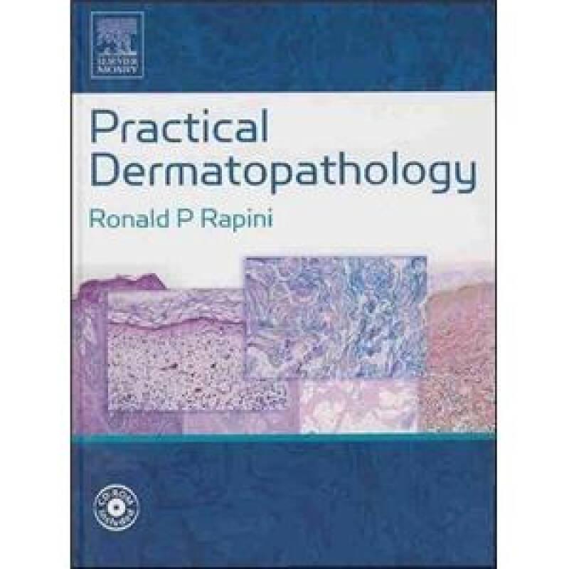 Practical Dermatopathology实用皮肤病理学(附光盘)