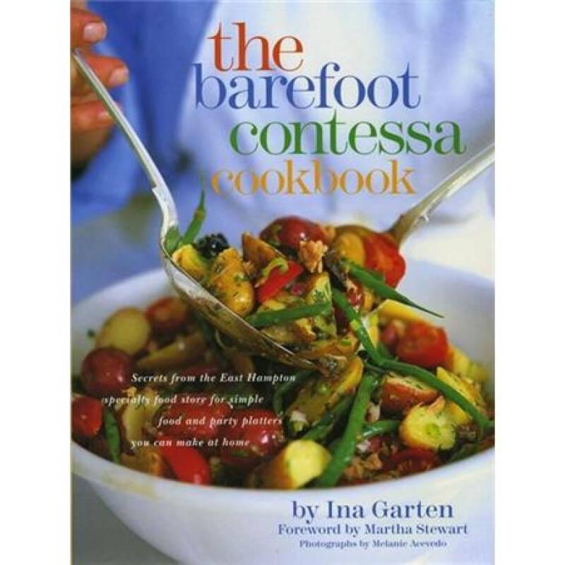 Barefoot Contessa Cookbook.
