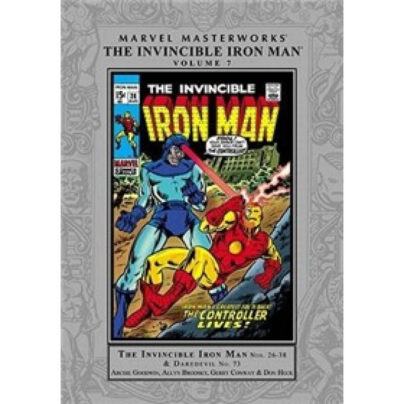 The Invincible Iron Man Marvel Masterworks, Volume 7