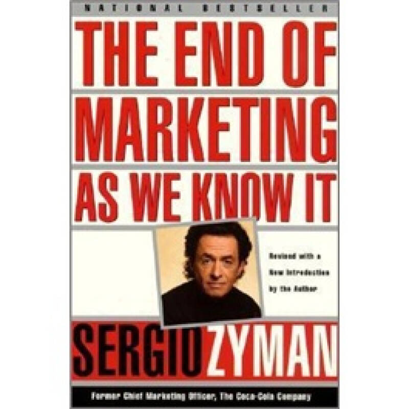 The End of Marketing As We Know It 1999 paperback revised with a new intorduction by the author