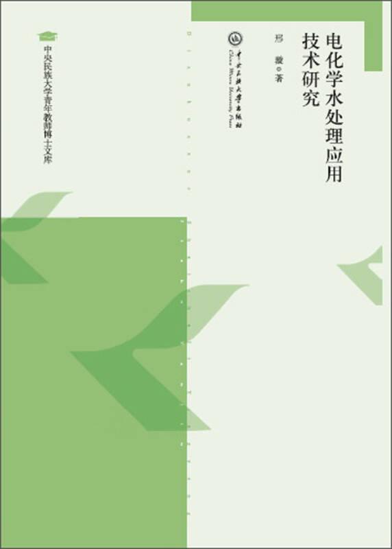 电化学水处理应用技术研究/邢璇