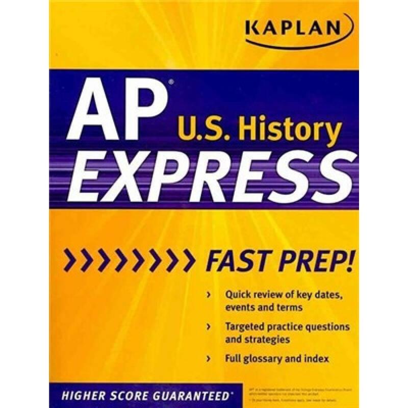 Kaplan Ap U.S. History Express