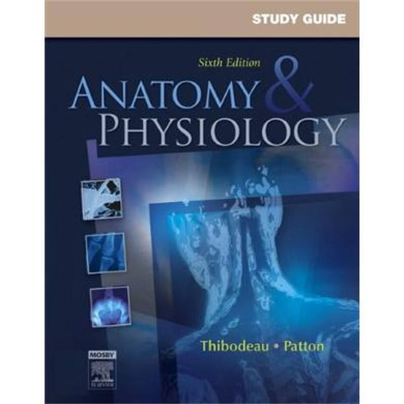 Study Guide for Anatomy & Physiology解剖生理学学习指导