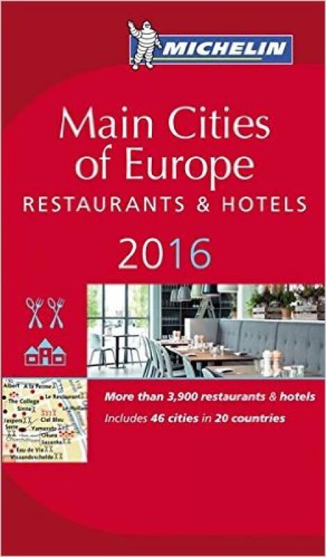 Europe Main Cities 2016