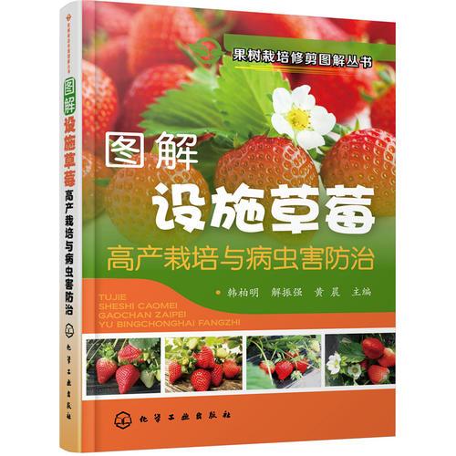 果树栽培修剪图解丛书--图解设施草莓高产栽培与病虫害防治