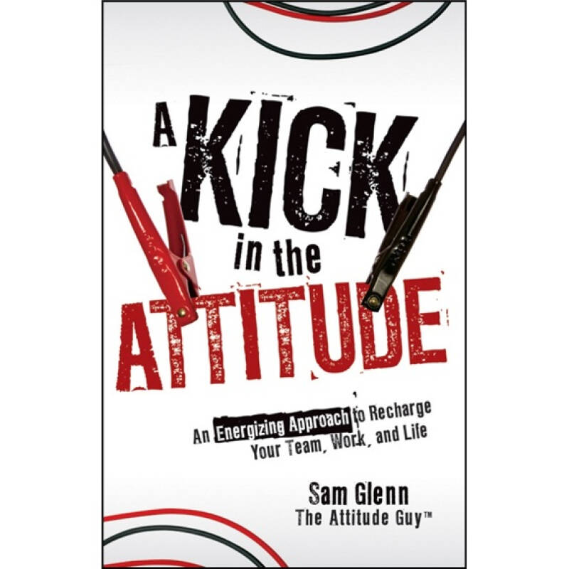 A Kick in the Attitude: An Energizing Approach to Recharge your Team, Work, and Life[给态度加分]