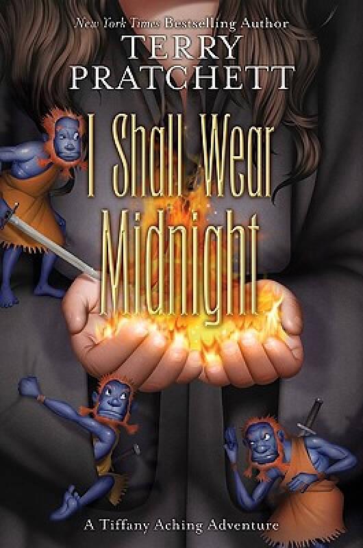 I Shall Wear Midnight[碟形世界系列:黑夜之衣]