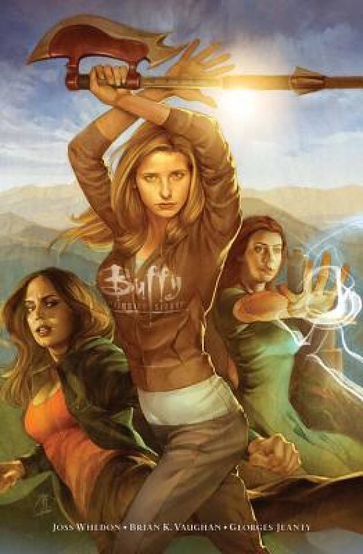 Buffy the Vampire Slayer Season 8, Volume 1