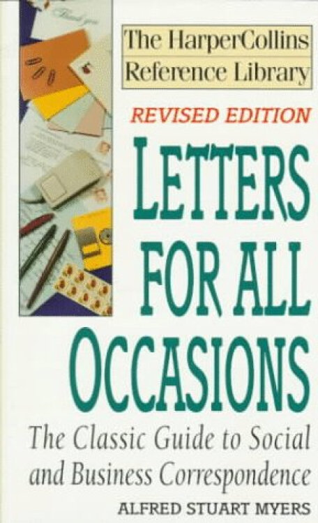LettersforAllOccasions