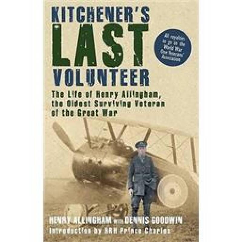 Kitcheners Last Volunteer
