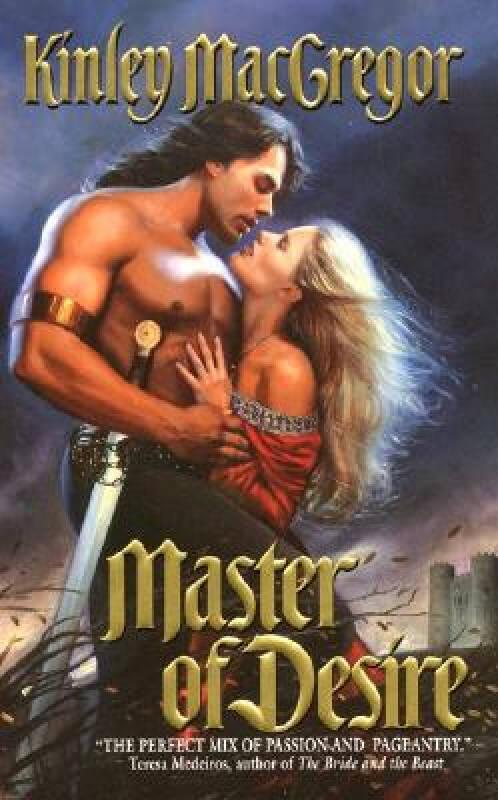 Master of Desire (MacAllister Series #1)
