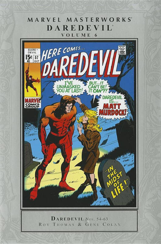 Marvel Masterworks: Daredevil Volume 6