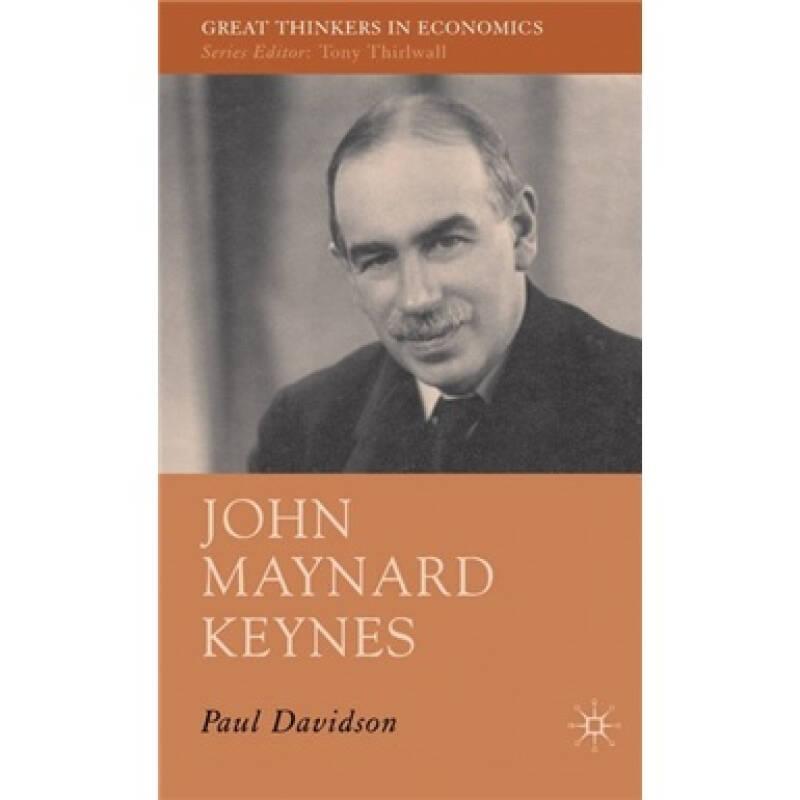 John Maynard Keynes[约翰·梅纳德·凯恩斯]