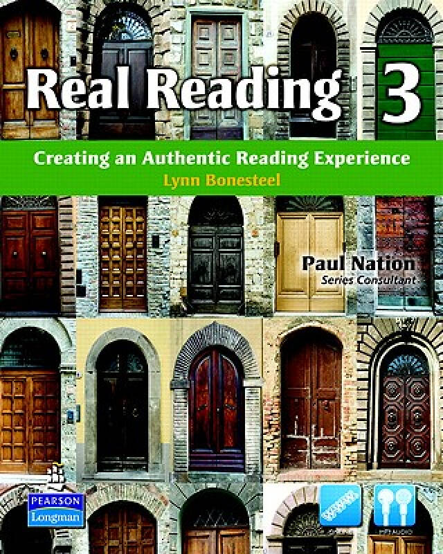 Real Reading, Level 3: Creating An Authentic Reading Experience [With Cdrom]