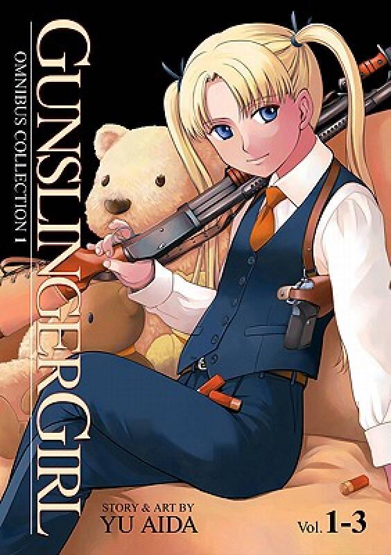Gunslinger Girl Omnibus Collection 1: Volumes 1-3