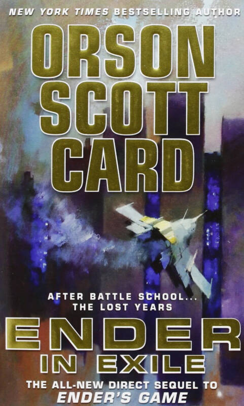 Ender in Exile  (Book 5)