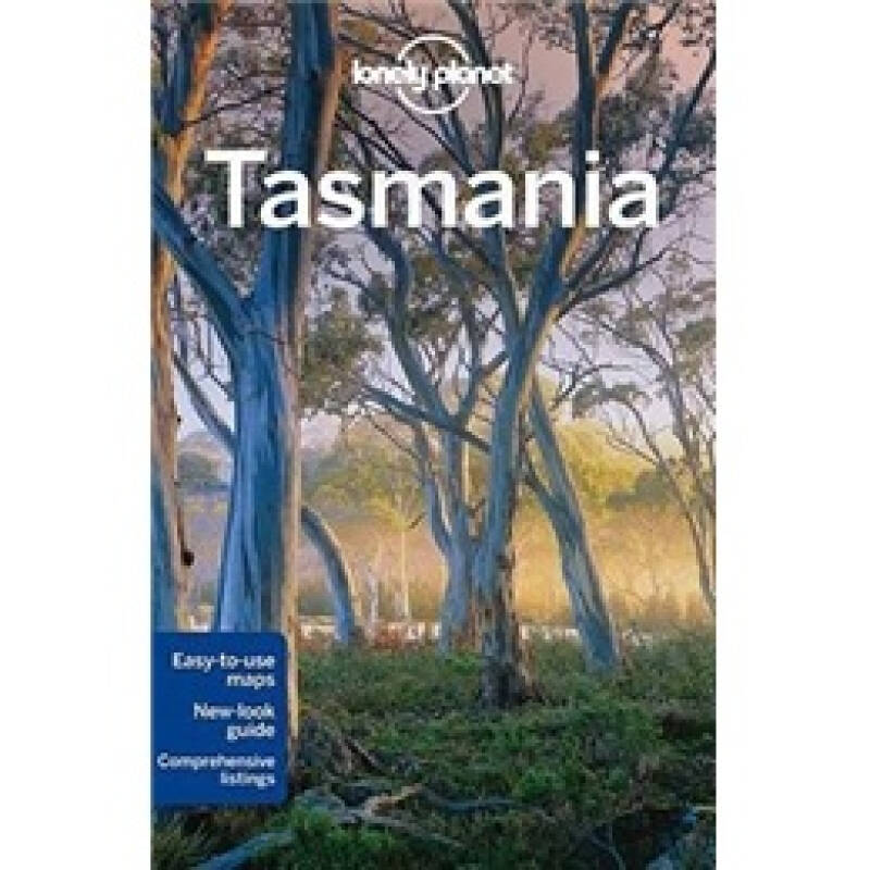 Lonely Planet: Tasmania孤独星球:塔斯马尼亚