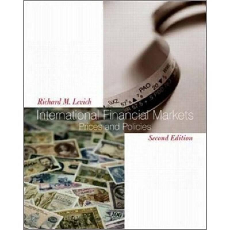 International Financial Markets (Mcgraw-Hill/Irwin Series in Finance, Insurance & Real Estate)