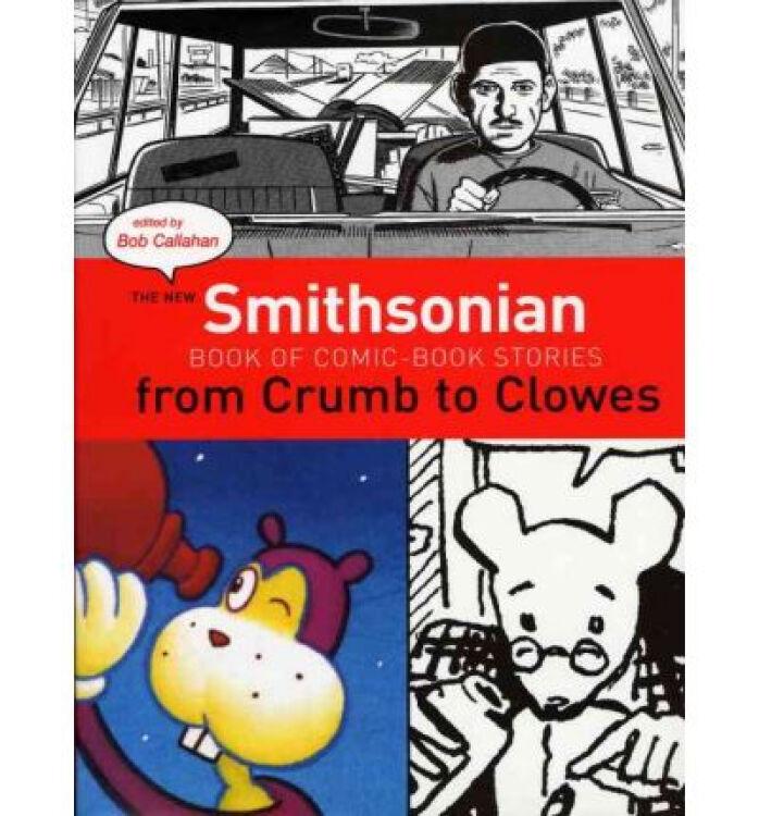 TheNewSmithsonianBookofComicBookStories: