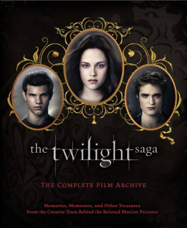 The Complete Film Archive:Memories,Mementos,and Other… (The Twilight Saga) 《暮光之城》电影画册