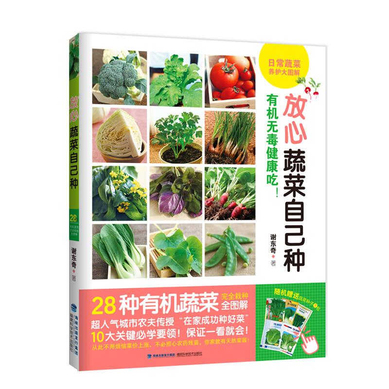 放心蔬菜自己种