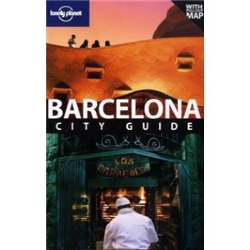 Lonely Planet: Barcelona孤独星球:巴塞罗那