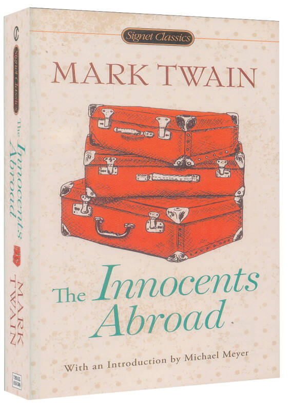 The Innocents Abroad流浪汉在海外 英文原版
