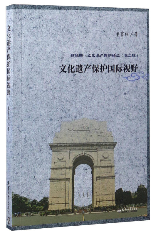 新视野·文化遗产保护论丛:文化遗产保护国际视野
