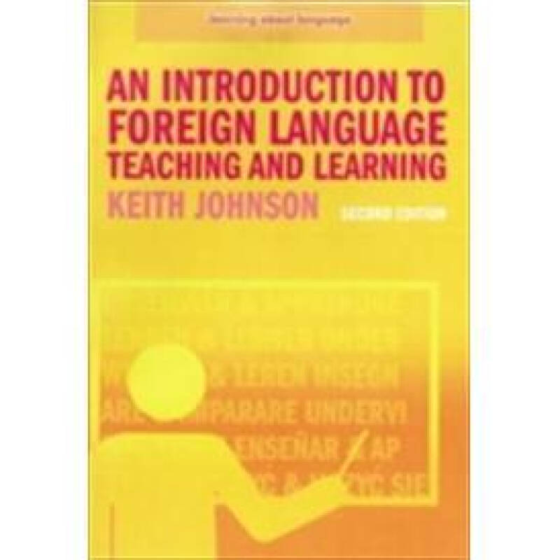 Introduction to Foreign Language Learning & Teaching (Learning About Language)