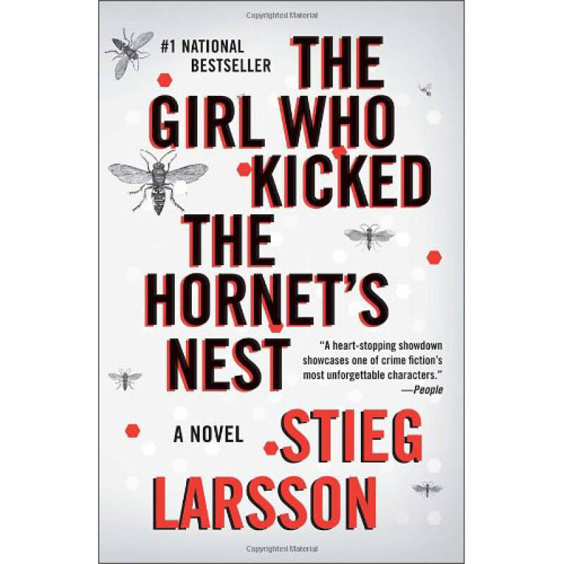 The Girl Who Kicked the Hornets Nest (the Millennium Trilogy, Book 3)