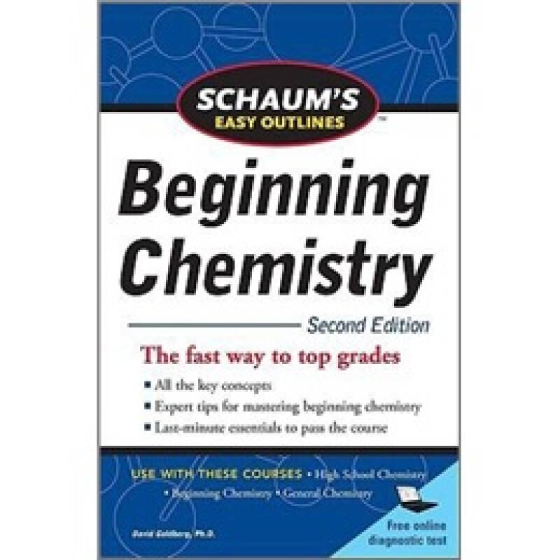 Schaums Easy Outline of Beginning Chemistry