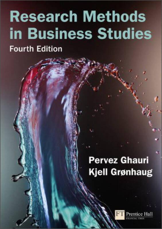Research Methods in Business Studies[商业学研究方法]