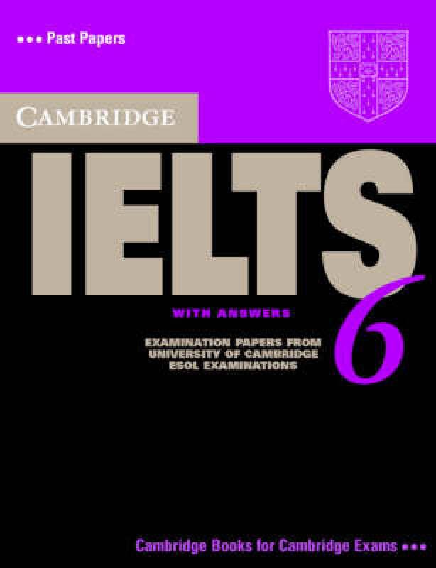 Cambridge IELTS 6 Self-study Pack 剑桥雅思6自学包 英文原版