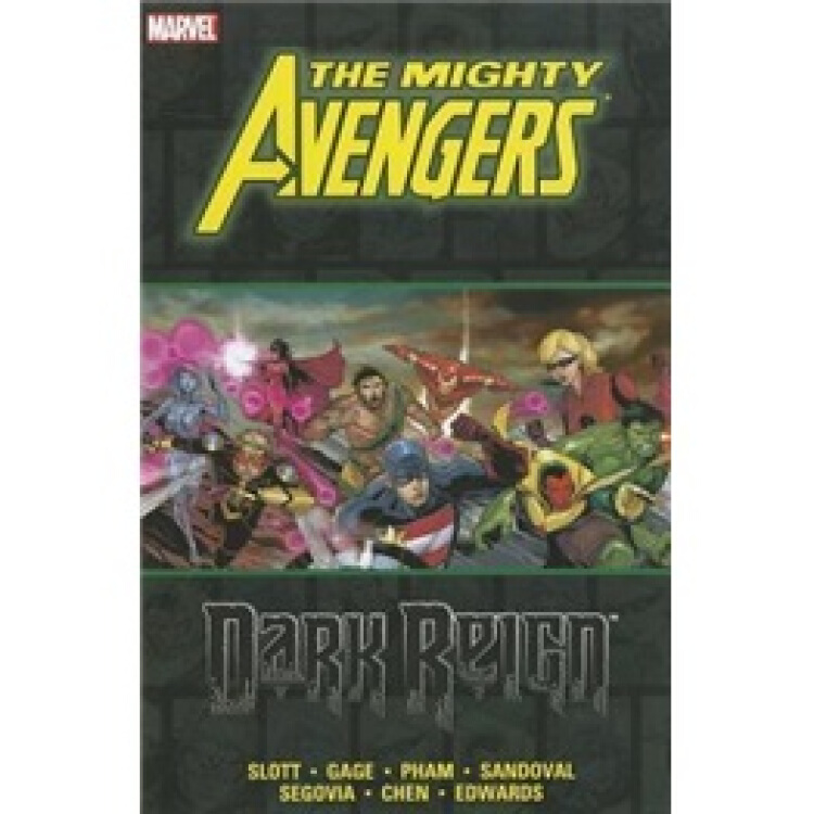 MightyAvengers:DarkReign