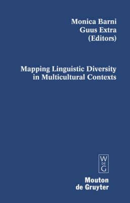 Mapping Linguistic Diversity in Multicultural Co