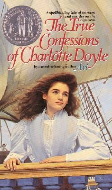 The True Confessions of Charlotte Doyle (rack)[夏洛特·多尔的真实自白]