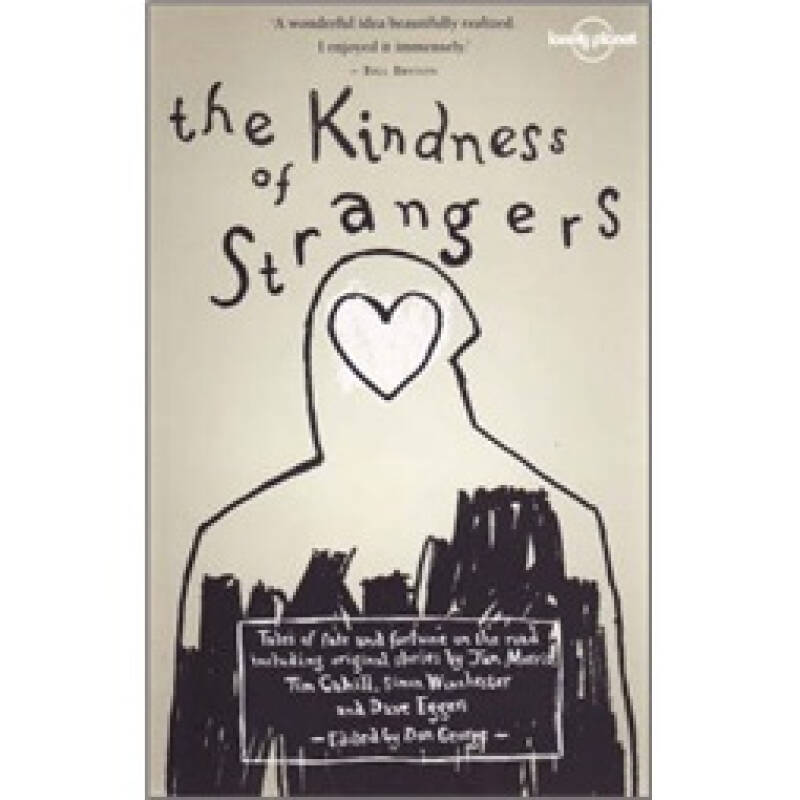 Lonely Planet: The Kindness of Strangers孤独星球:友好的陌生人