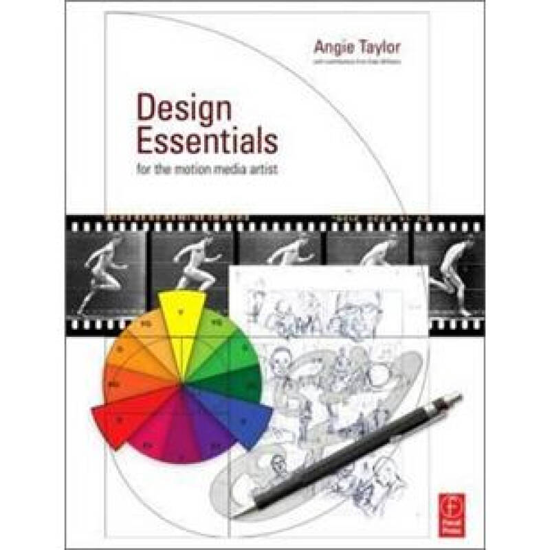 Design Essentials for the Motion Media Artist 运动媒体艺术家设计基础