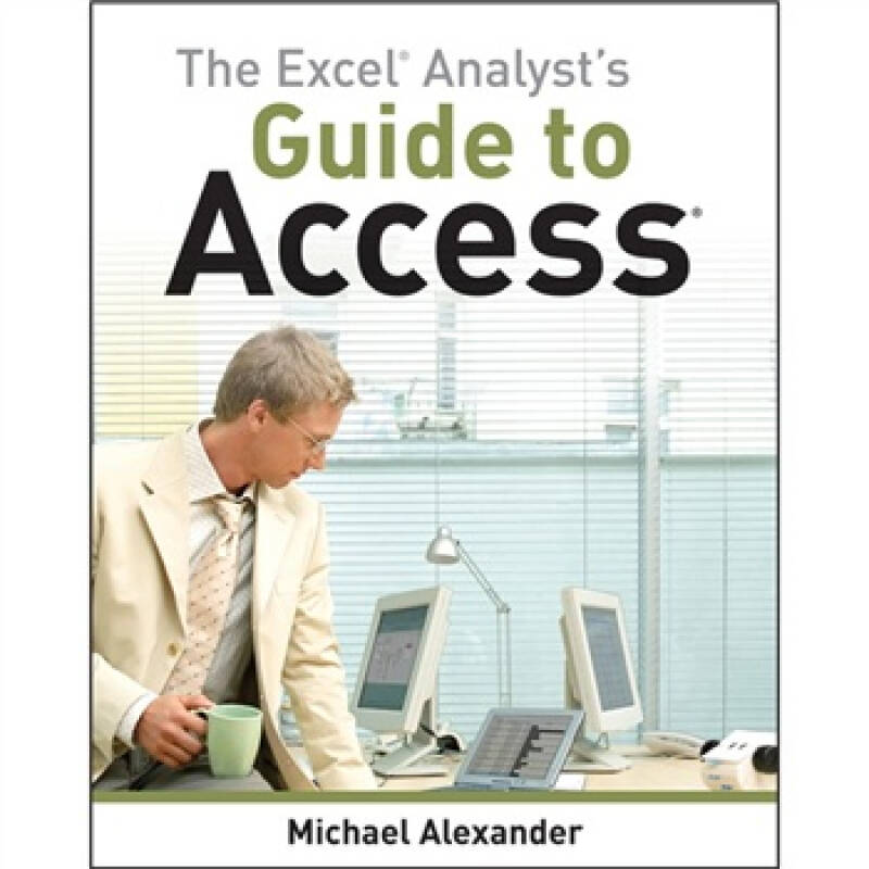 The Excel Analysts Guide to Access[Excel 分析师用 Access 指南]