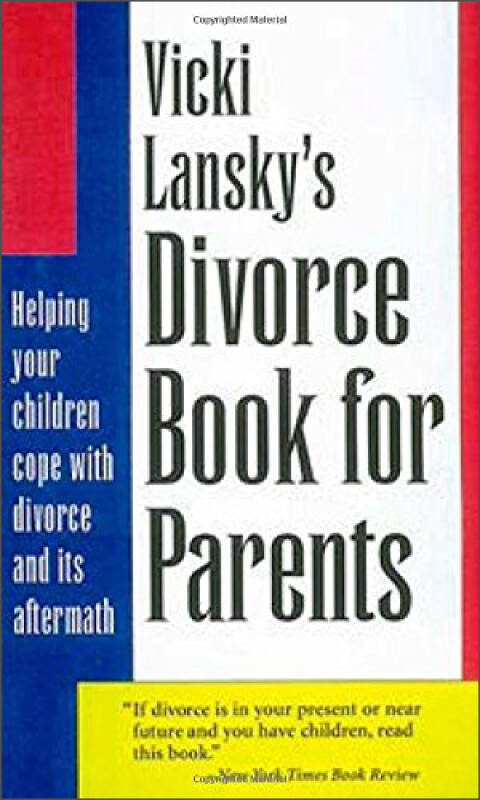 Vicki Lanskys Divorce Book for Parents  Helping
