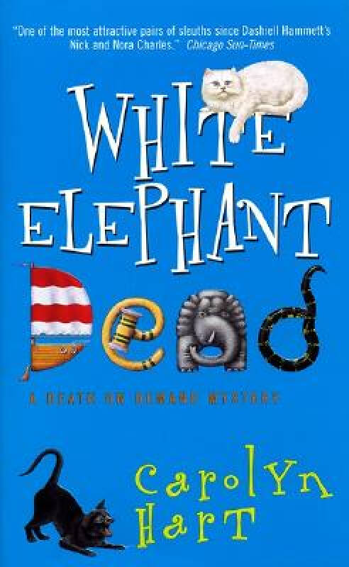 White Elephant Dead (Death on Demand Mysteries, No. 11)