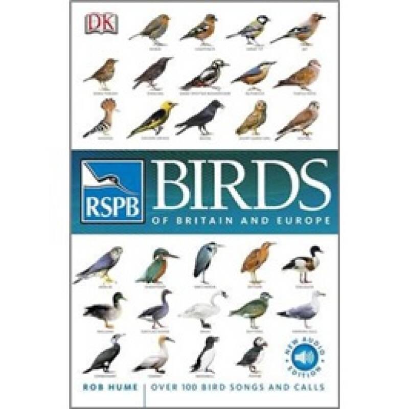 RSPB Brids of Britain and Europe[英国和欧洲鸟类汇总]