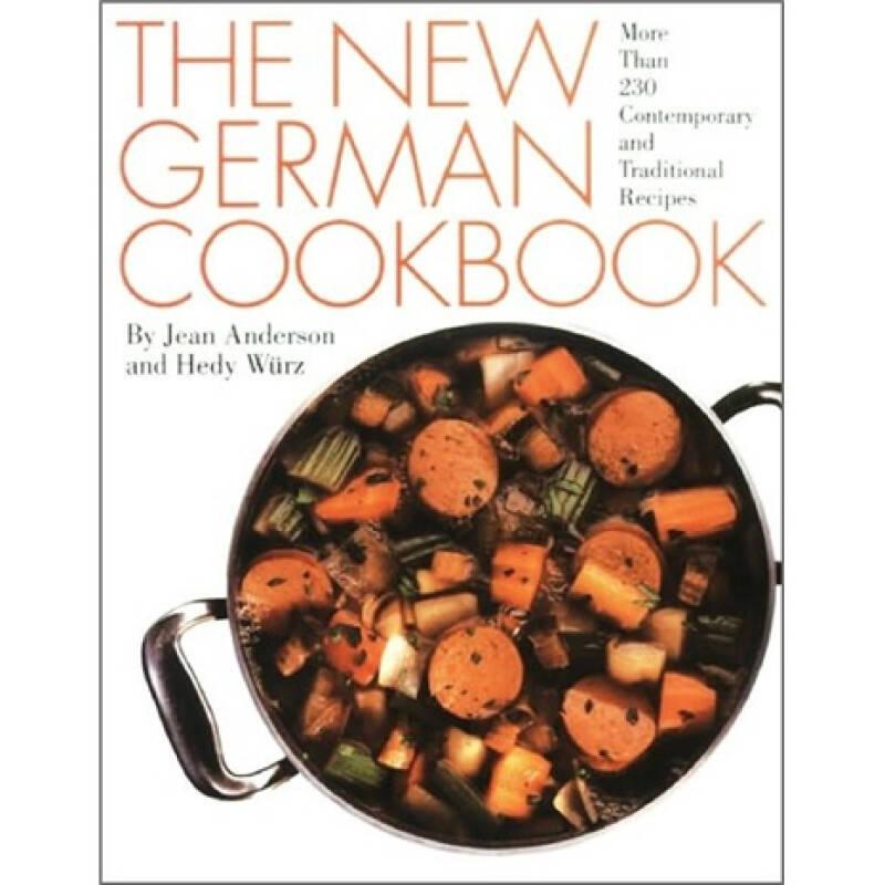 New German Cookbook The