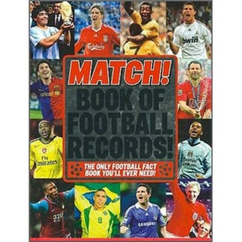 The Match Book of Football Records: From the Makers of Britains Bestselling Football Magazine