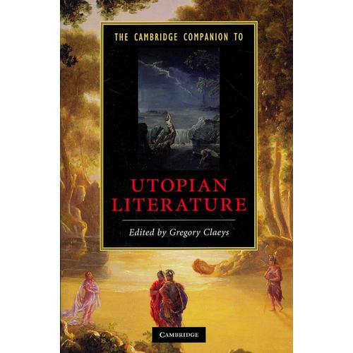 The Cambridge Companion to Utopian Literature