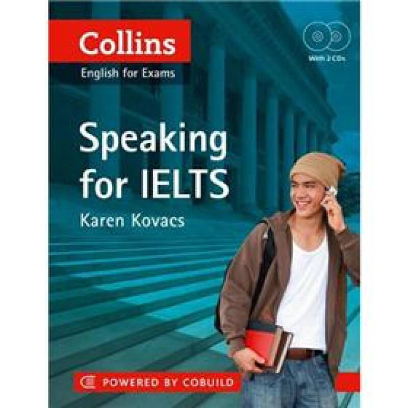Collins Speaking for Ielts. by Karen Kovacs