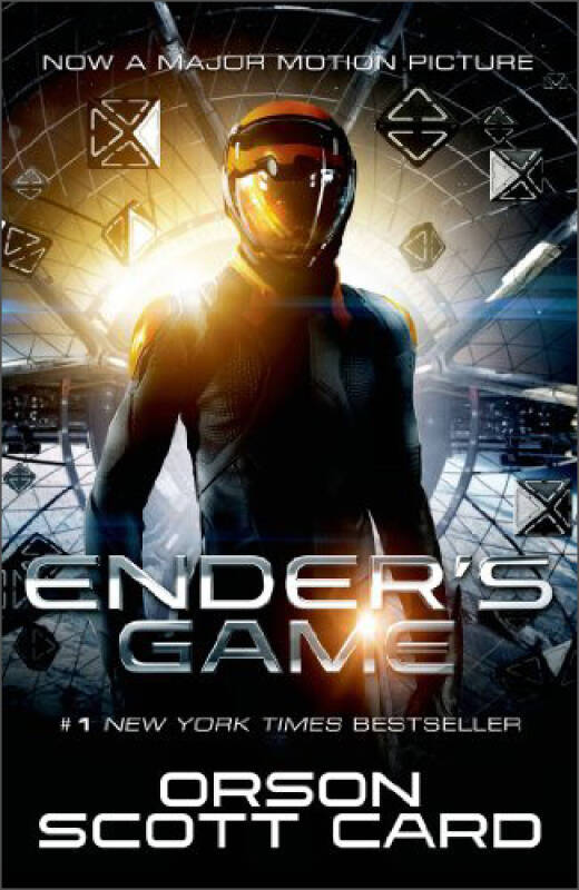 Enders Game (Enders Saga, Book 1)安德系列1:安德的游戏 英文原版